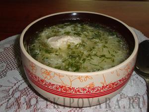 Куриный суп от Т. Тарасовой