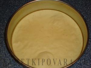 Пикантная лепешка с сыром