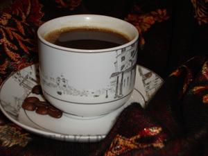 Ливийский кофе