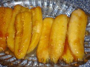 Спринг роллы с бананами