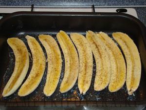 Бананы запеченные с сыром