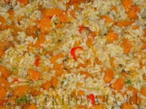 Имбирный рис