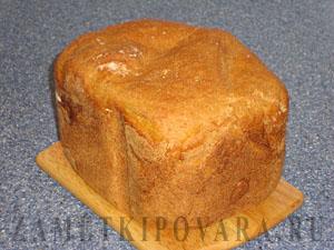 Заварной ржаной хлеб