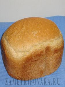 Хлеб пшеничный с кукурузной крупой