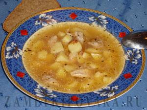 Картофельный соус