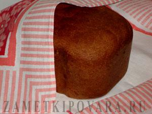 Ржаной хлеб на квасном сусле