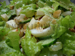 Салат с сельдереем