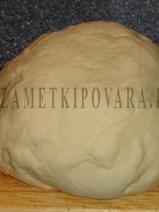Тесто для несладких пирогов