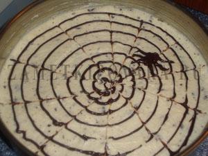 """Творожный торт """"Паутинка"""""""