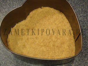 Ягодный торт с маскарпоне