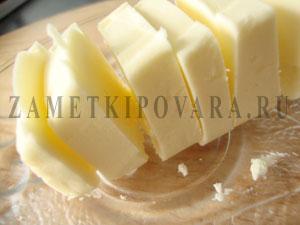 Зразы с грибами и сыром
