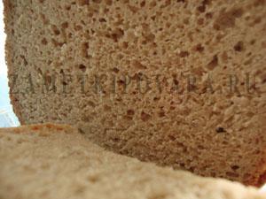 Ржаной хлеб с манкой