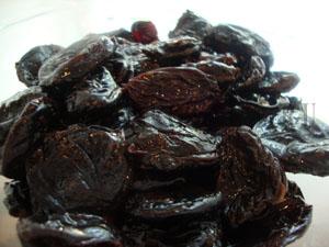Клафути с черносливом