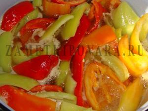 Острый перец рецепт как на рынке рецепт
