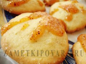Имбирное печенье с перчиком чили
