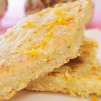 Имбирное печенье Шортбред