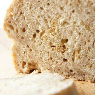 Бездрожжевой хлеб на соде