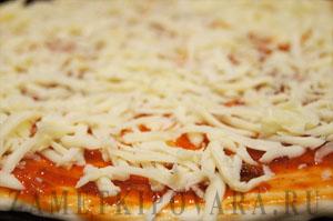 Острая пицца Диабло