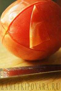 Помидоры, маринованные в лимоне с медом