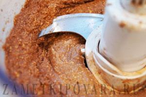 Бананово-шоколадное мороженое