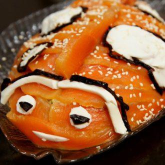 Салат Рыба-клоун