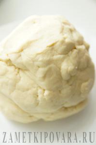 Киш-Лорен с горбушей и креветками