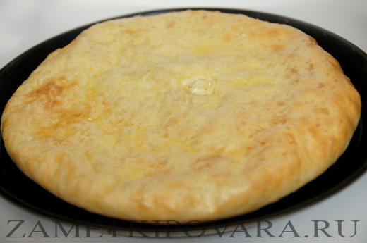 Осетинские пироги с сыром