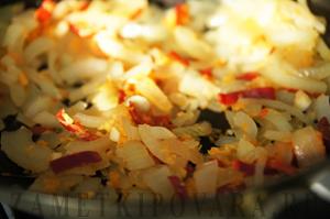 Овощное карри с нутом