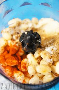 Домашний хумус из арахиса