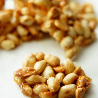 Домашние козинаки из арахиса
