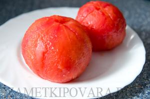 Картофельные ньокки с томатным соусом