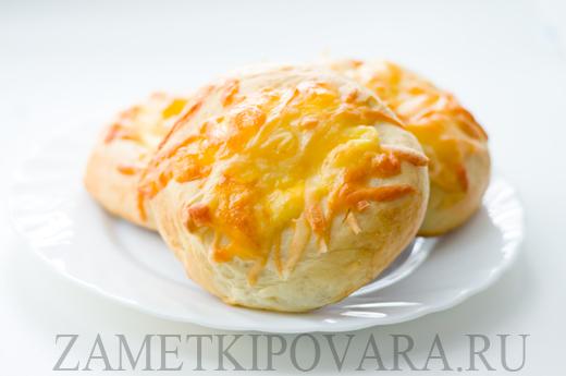 Ватрушки с сыром и яйцом рецепт с пошагово в духовке