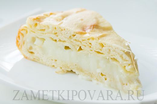Фытыр - египетский слоеный пирог