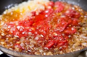 Китайский томатно-чесночный соус
