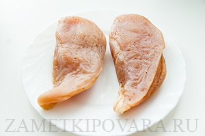 Бастурма из курицы