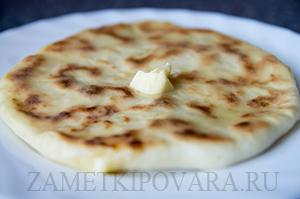 Хачапури с сыром по-грузински