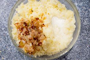 Запеканка из трески с картофелем (Брандада)