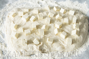 Чиабатта с сыром