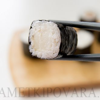 Ролл с масляной рыбой