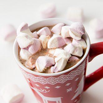 Какао с маршмеллоу