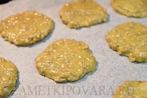 Европейское печенье с семечками