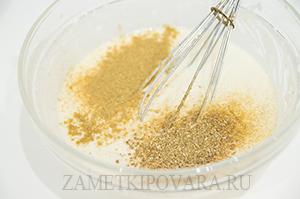 Пакора - лук в пряной панировке
