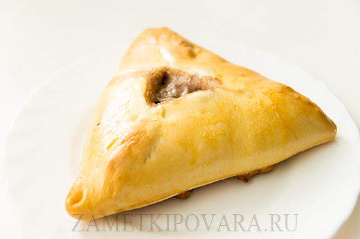 Эчпочмак по-татарски