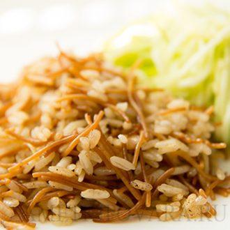 Рис по-арабски - роз ма шаарие