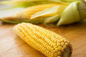 Кукуруза, запеченная в духовке с розмарином и тимьяном