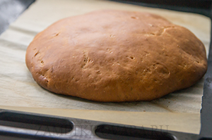 Сладкий хлеб с розмарином и имбирем