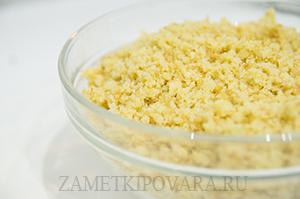 Пирожное Буковинский орех