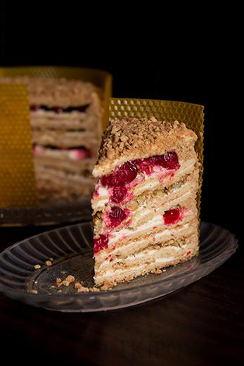 расчет рецептуры на воздушно ореховый торт