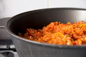 Перцы, фаршированные мясом и тыквой