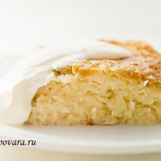 Кугелис - литовская картофельная запеанка